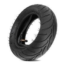90/65/6.5 Or 110/50/6.5 New Mini Bike Tires Front Rear Tire Inner Tube Bent Valve For 47cc 49cc Mini Dirt Bike Scooter Moto