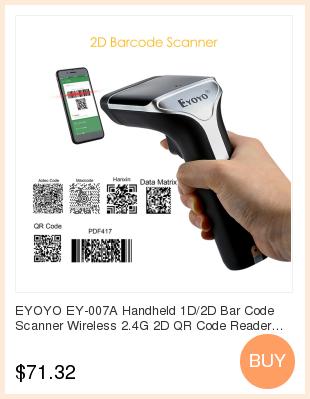 2.4G 1D Scanner Barcode 26