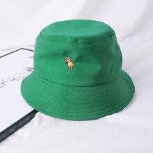 Verde sombrero mujeres Hip Hop gorras Gorros mujeres del bordado de pesca  sombrero gorras casuales Unisex abd8aa4b02a0