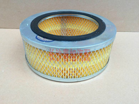 Truck Air Filter For Farm Vehicle Forklift K2007 Length 200MM Height 70MM