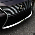 Stainless steel front bumper down decorative trim for LEXUS ES250 ES300 ES350h 2013 2014 2015 year
