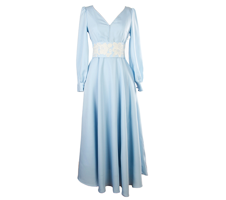 Popular Light Blue Vintage Dress-Buy Cheap Light Blue Vintage ...