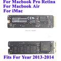 Usado 100% de trabajo Para Macbook Pro Retina Aire SSD Para iMac SSD de 128 GB de Disco de Estado Sólido Ajustes Para Año 2013 2014