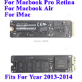 Used 100% working For Macbook Pro Retina Air  SSD For iMac SSD 128GB Solid State Drive Disk Fits For Year 2013 2014