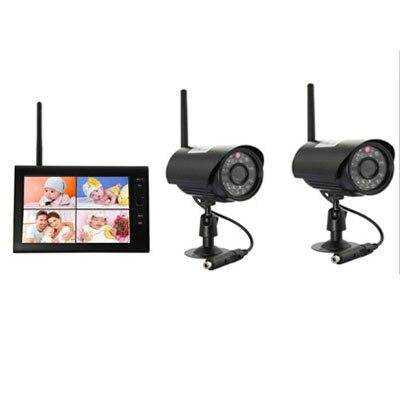 1V2 7 Inch Digital Signal Wireless Baby Monitor