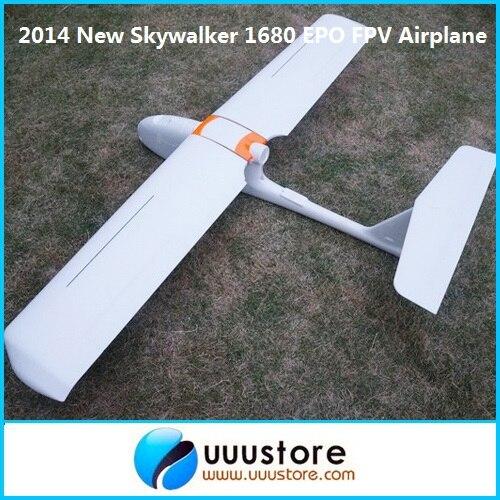 Skywalker 1680 EPO Wingspan 1800mm FPV Platform RC Airplane KIT fpv x uav talon uav 1720mm fpv plane gray white version flying glider epo modle rc model airplane