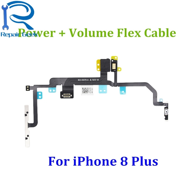 buy popular 1e497 f2696 US $12.3 25% OFF|1pcs New For iPhone 8 Plus 5.5