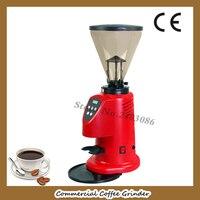 KW-700AD material da carcaça de Alumínio e tipo da rebarba moedor de café automática de café espresso feijão moedores atacado