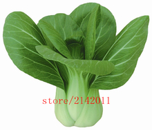 200 seeds/bag Pak Choi Bok Choy Chinese Cabbage Seeds Vegetable Seeds Easy To Grow Organic vegetables for home garden planting(China)