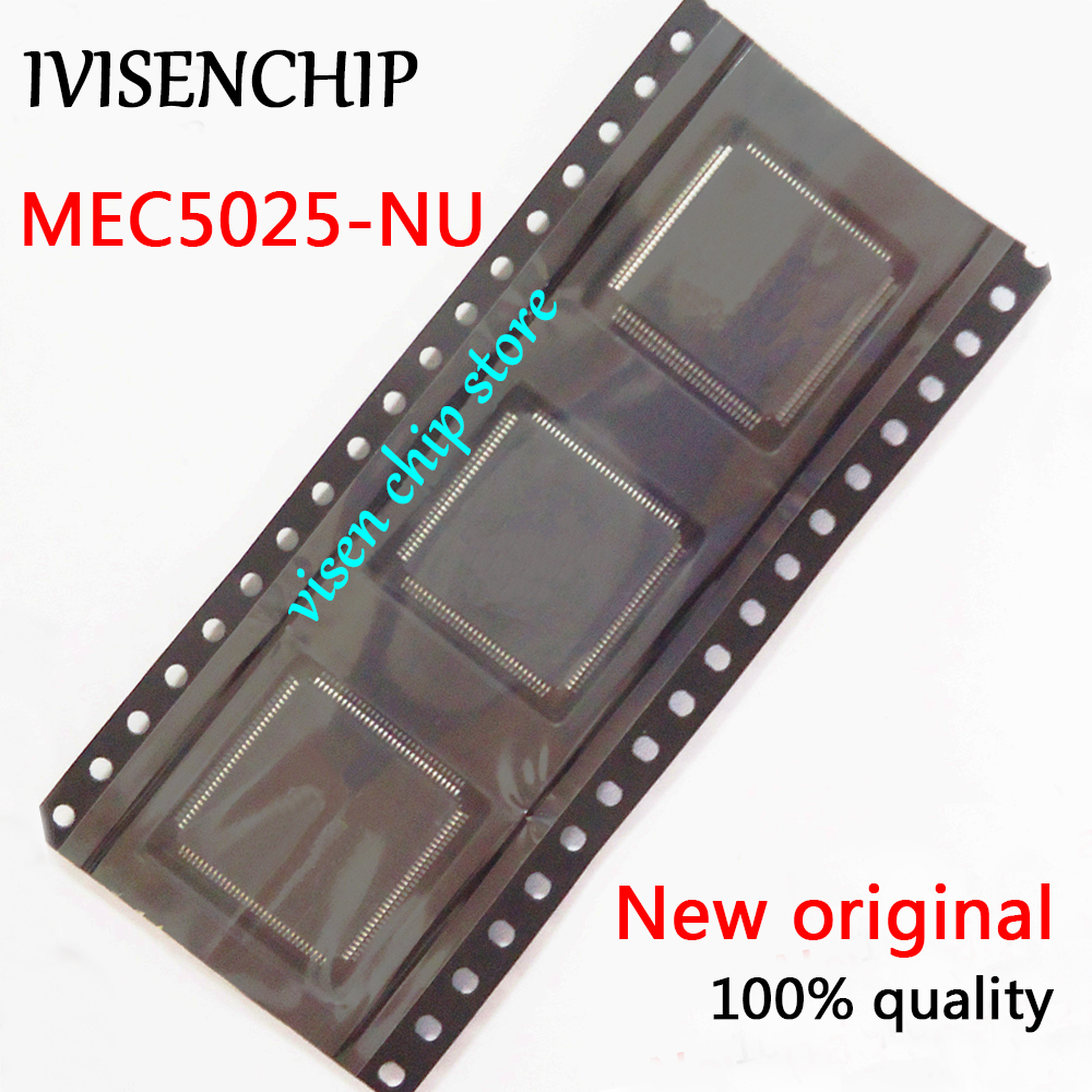 5x NEW SMSC MEC5025-NU  TQFP IC Chip Ship From USA