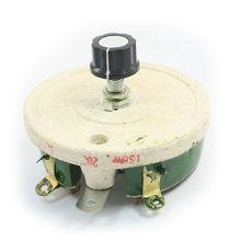 להתחדד קרמיקה מתכוונן ריאוסטט פוטנציומטר הנגד 150 W 1R/2R/5R/10R/20R/30R/50R/100R/150R/200R/500R/1KR/2KR/3KR