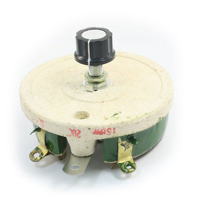 Adjustable Ceramic Potentiometer Rheostat Taper Resistor 150W 1R/2R/5R/10R/20R/30R/50R/100R/150R/200R/500R/1KR/2KR/3KR