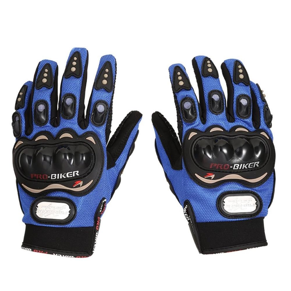BIKER Motor Handschuhe Vollfinger Schutz Outdoor Warmen Reithandschuhe Motorrad Motocross Racing Gears Winddichte Handschuhe