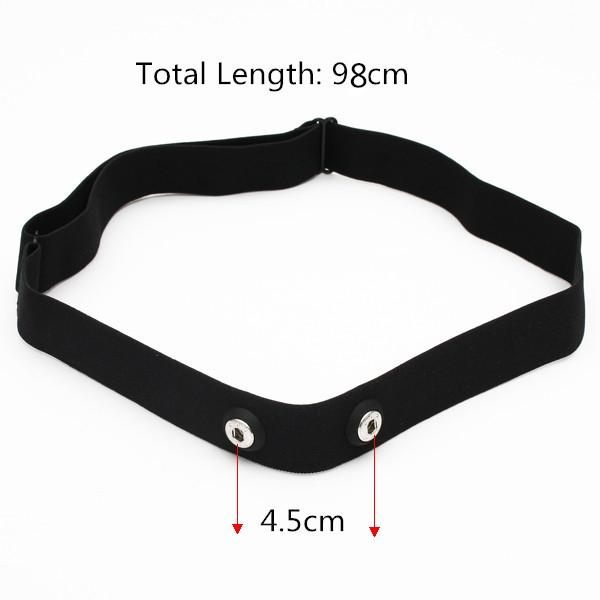 Elastic Chest Mount Belt Strap Bands 10