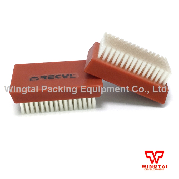 0.2mm Nylon Plate Cleaning Brush/Nylon Cylinder Roller Brush Use for Ceramic anilox roll, metal roller 2 pcs lot stainless steel wire brush for cleaning ceramic anilox roller