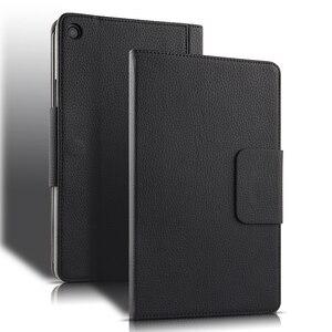 "Image 5 - Case Voor Xiao mi mi pad 4 Plus mi Pad4plus 10.1 ""Beschermhoes draadloze bluetooth Toetsenbord Pu Lederen mi pad4 Plus 10 ""Tablet case"