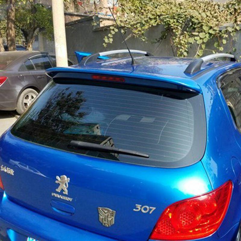 For Peugeot 307 Spoiler 2006 2007 2008 2009 2010 2011 2012
