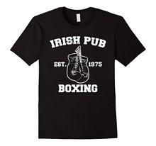 Design Your Own Shirt Graphic Tees Irish Pub t-shirt Print T Shirt Summer