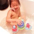 Bebé Juguetes de Baño Ducha Fuente Clásicos para Niños Juguetes Educativos Juguete Escarceos de Pulverización de Agua de Baño Grifo De La Ducha Electrónica