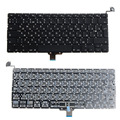 New Original Replacement RU Keyboard For Macbook Pro 13 Inch A1278 MB990 MC700 MD313 MD102 VCZ18 T12 0.4