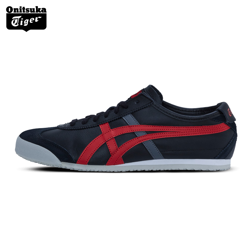 2017 New Arrival ONITSUKA TIGER MEXICO 66 Men Skateboarding Shoes  Breathable Leather Woman Sport Shoes Sneakers