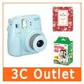 Fujilfilm мгновенных мини 8 камера фудзи-xerox Instax двойная упаковка фильм + 64 лист(ов) фоторамка