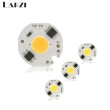 5PCS LED COB Chip Lamp 3W 5W 7W 9W 220V Smart IC No Need Driver LED Bulb for Flood Light Spotlight Diy Lighting Cold Warm White