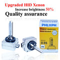 Free shipping high quality D3S Xenon car headlight  2 pcs/lot  super bright hd 6000K 4300K D3S car xenon Bulb
