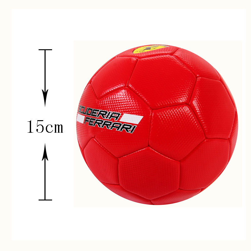 Machine Sewing Match Training Soccer Ball Mini Size 2 Sports Football Ball For 3-6 Years Old Kids Free Shipping F658 15CM Soccer