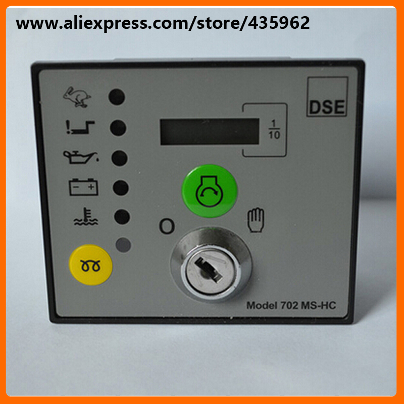 DSE702 Controller for Diesel Generator Set high quality genset spare part цена