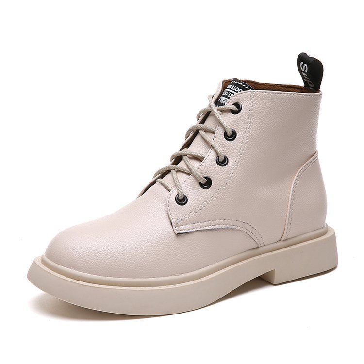 New Genuine Leather women boots winter whit fur Waterproof shock absorption warm breathable wear-resistant non-slip women shoes (26)