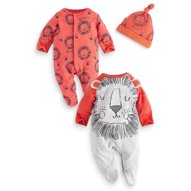 ФОТО Brand New 2016 Summer Baby Clothing Set Newborn Baby Boy Clothes Kids Clothes Baby Romper  3 Pieces Baby Set