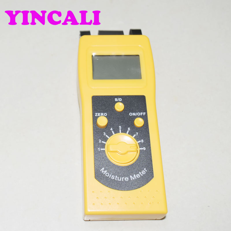 b9b55daad5 Profession Digital Concrete Moisture Meter DM200C 4 digital LCD Wall Floor  Surface Moisture Tester