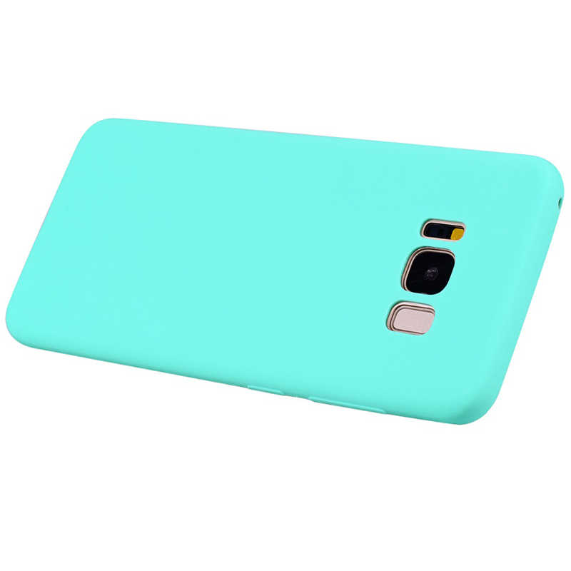 Funda de silicona suave para Samsung Galaxy A3 A5 A7 2017 J3 J5 J7 primer Pro G570 G610 Ultra delgada de células cubierta trasera del teléfono
