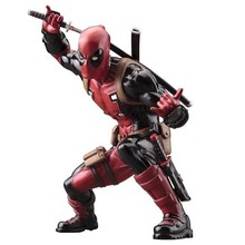 Elsadou 20cm Marvel Super Hero Deadpool Action Figures font b Doll b font Toys for Collectiable