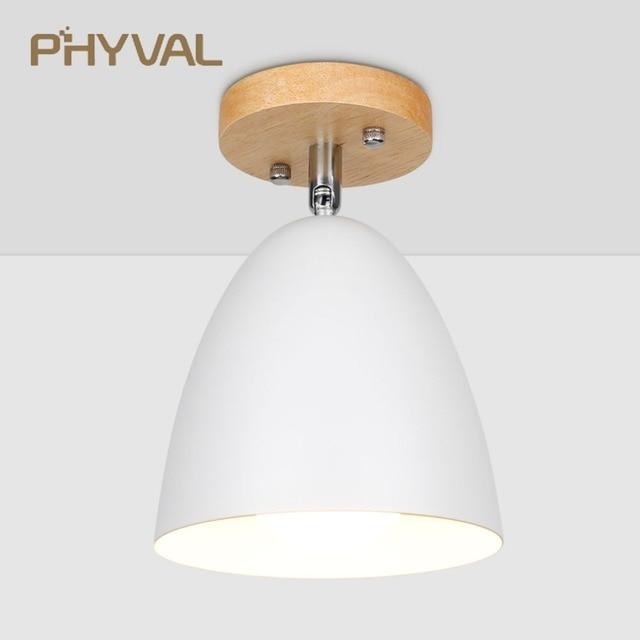 Verkauf Nordic Led deckenleuchte Moderne Einfache Decken Lampe für ...