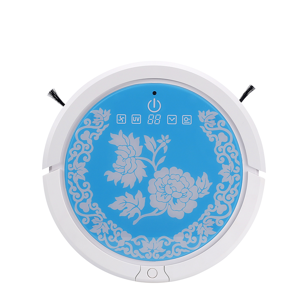 popular in USA/EU robotic vacuum cleaner ,AUTO cleaning kinds of floors and carpet , self-charging ,Ultrasonic wave technical