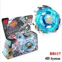 Blitz Unicorno / Striker 100RSF Metal Fury 4D Beyblade BB-117
