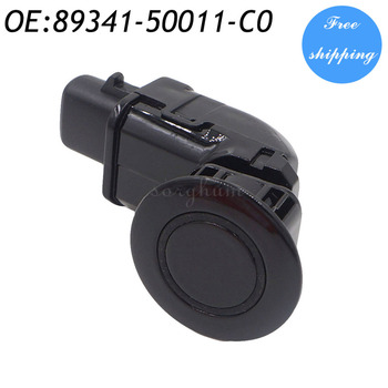 89341-50011-C0 89341-50011 PDC Ultrasonic Backup Object Parking Sensor For 2001-2006 Lexus LS430 8934150011 4pcs pdc parking sensor retainer 89348 33010 c0 for toyota lexus es350 hs250h