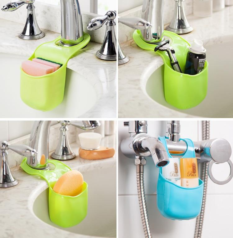 aliexpress : buy kitchen sink sponge holder bathroom hanging