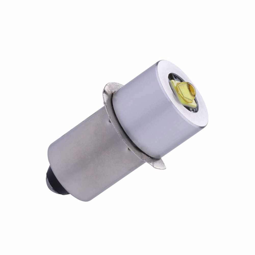 <font><b>P13.5S</b></font> 5W <font><b>3W</b></font> Flashlight Bulb Emergency Light Bulbs 3V DC4-10V/6-24V LED Replacement Flashlight Bulbs Torch Light Work Light image