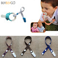 Novo Titular Cadeia Clipe Chupeta Infantil Chupeta Do Bebê para Alimentação Do Bebê Crianças Clips Chupeta Mamilo Cadeia para Alimentação Infantil