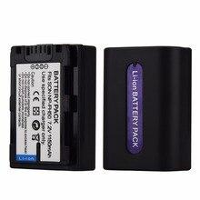 1 шт. 7.2 В 1150 мАч NP-FH50 NP FH50 npfh50 цифровой Камера Замена литий-ионная Батарея для Sony NP-FH50 Перезаряжаемые Bateria