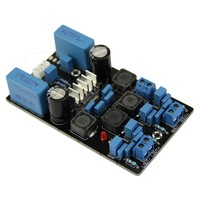 J34 Free Shipping TPA3116D2 50Wx2 Official Version Finished Stereo Digital Power Amplifier Board