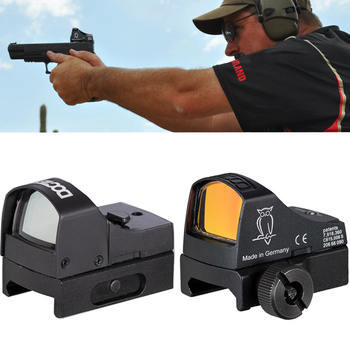 DOCTER Sight ||| Red Dot Rifle Scope Micro Reflex Holographic Optics Hunting Scopes Airsoft Mini
