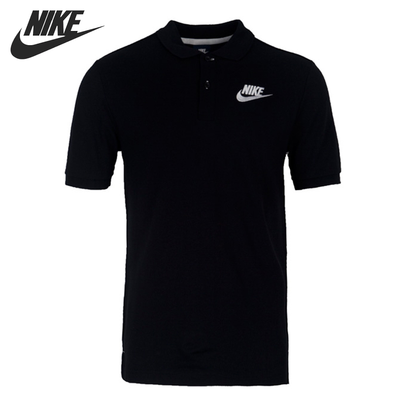 Original New Arrival NIKE Men's Plain POLO shirt short sleeve Sportswear(China (Mainland)