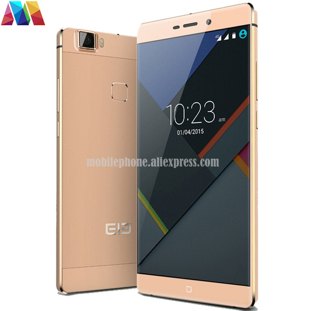 "21.0MP+8MP!Metal Body 5.5""FHD Octa Core 2GHz 3GB RAM 32GB ROM Fingerprint Unlocked Android 6.0 4G LTE redmi Original Elephone M3"