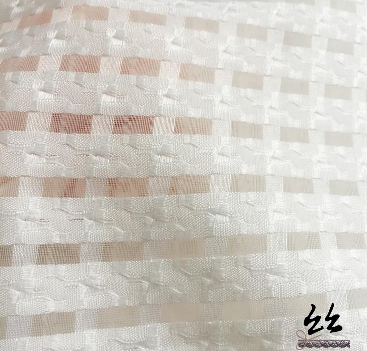 Libre shippingdouble cara celosía tridimensional Eugen hilo de tela ...