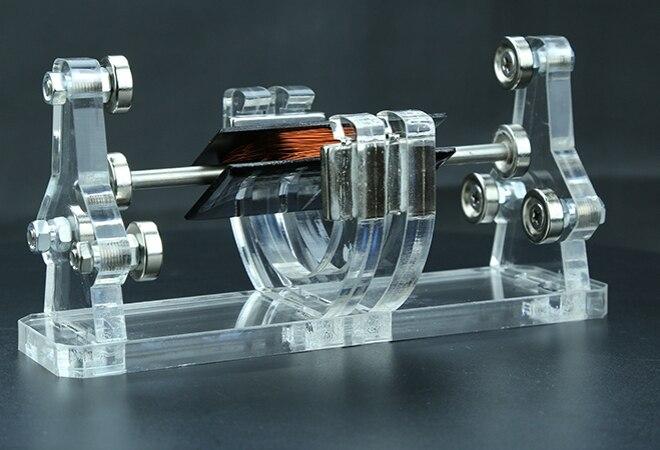 Mendocino motor magnetic levitation motor solar motor science toy kits type2