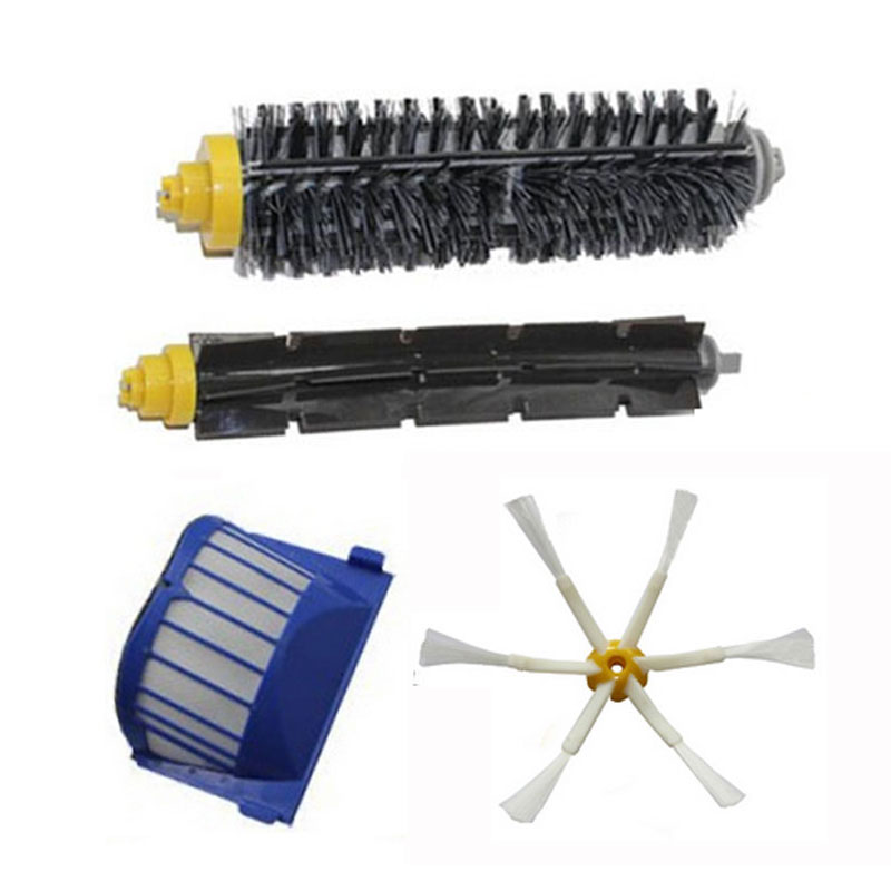 Brush 6-armed + Filters For IRobot Roomba 600 Series 610 620 630 660 650 Vacuum Part